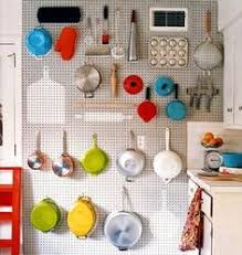 pegboard kitchen ideas all the secrets to organize your kitchen utensils cookware and