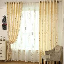 Yellow Blackout Curtains Nursery Yellow Blackout Curtains Nursery One Thousand Designs