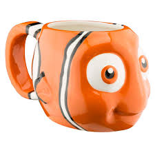 halloween coffee mugs finding dory sculpted coffee mugs for sale nemo zak zak designs