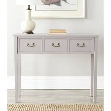 Grey Console Table Safavieh Grey Console Table Free Shipping Today