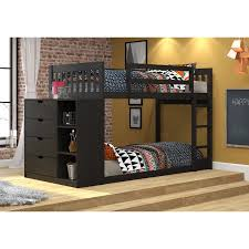 Donco Bunk Bed Reviews Donco Mission Chest Bunk Bed Walmart
