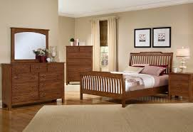 Oak Sleigh Bed Vaughan Bassett Bed 310 312 Buy Simply Oak Rake Sleigh Bed