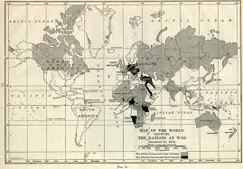 Ww1 Map World War I Mr Lynch U0027s Social Studies