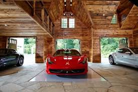 22 luxurious garages perfect for a supercar blazepress