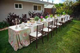 bridal tea party tea party bridal shower in goleta ca amazing days events