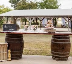Wine Barrel Bar Table Unique Bars Archives Premiere Events