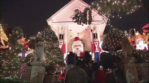 Dyker Heights Christmas Lights Dyker Heights Holiday Lights Story Wnyw