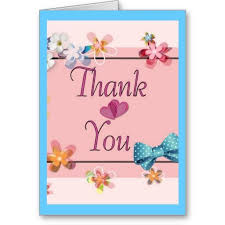 65 best thank you cards images on thank you cards