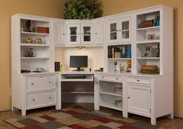 Computer Hutch Desk With Doors by North American Zurich Home Office