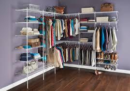 closet maid shelving ideas