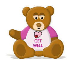 get well soon bears delivery cheer someone up with a get well soon message teddy