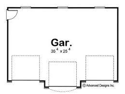 3 Car Garage Plans 3 Car Garage Plans Three Car Garage Plan Design 050g 0004 At