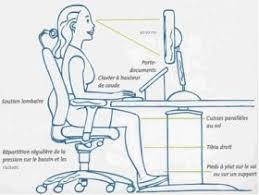 hauteur de bureau de travail ergonomie du poste de travail et tms notre actualité fiches