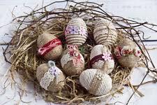 Vintage Easter Egg Decorations by Easter Nest Home Furniture U0026 Diy Ebay