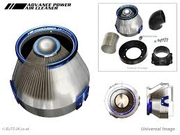 lexus isf tuning uk fensport parts lexus is isf advance power filter kit blitz 42056