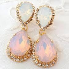 White Chandelier Earrings Shop Opal Chandelier Earrings On Wanelo
