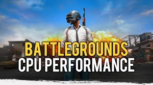 is pubg cpu intensive playerunknown s battlegrounds cpu performance gameplay overview