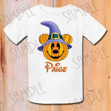 halloween shirts disney mickey mouse halloween pumpkin printable diy mickey