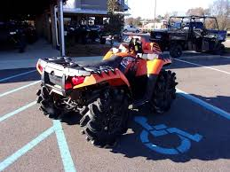 used 2016 polaris sportsman 850 high lifter edition atvs for sale