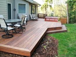 Patio Ideas For Small Gardens Small Garden Decking Decking Ideas For Small Gardens Garden Design