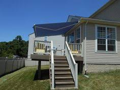 Homemade Deck Awning Retractable Deck Awning Www Ahoffmanawning Com Retractable
