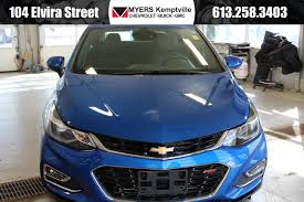used 2017 chevrolet cruze for sale kemptville on 18 018a