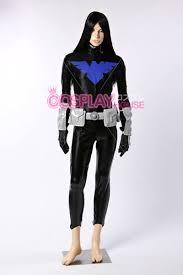 Nightwing Halloween Costume Teen Titans Nightwing Cosplay Costume Version 01 Cosplay