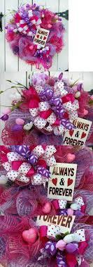 s day wreaths valentines day 170097 s day deco mesh door wreath