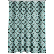 amazon com links peva shower curtain turquoise blue home u0026 kitchen
