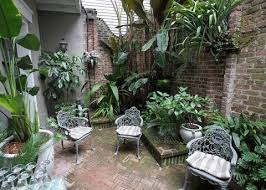 New Orleans Style Homes New Orleans Style Courtyards Transforms 3 New Orleans Courtyards