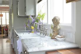 carrara marble kitchen island living with marble countertops a cautionary tale in grace