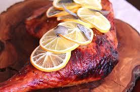 thanksgiving week 1 turkey leg quarters two ways smoked and