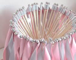 wedding wands wedding wands 50 ribbon wands with bells