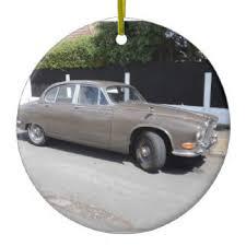 1960s jaguar ornaments keepsake ornaments zazzle