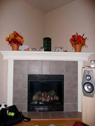 Oak Corner Fireplace by Corner Fireplace Surrounds Our Standard Corner Gas Fireplace
