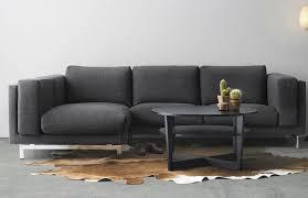 changer assise canapé test et avis du canap nockeby de ikea changer assise canape