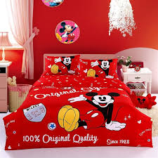 Mickey Mouse Queen Size Bedding 156 Best Dětské Povlečení Images On Pinterest Duvet Cover Sets