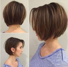 pictures of back of hair short bobs with bangs 55 attractive short bob hairstyle for women