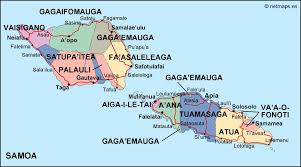 map samoa samoa political map eps illustrator map our cartographers
