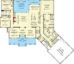 craftsman homes floor plans craftsman house plan luxurious details throughout tranquil living