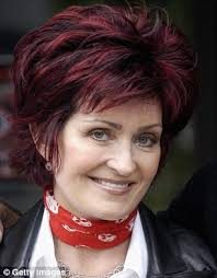 sharon osbournes haircolor x factor judges sharon osbourne and louis walsh still look young