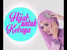 download tutorial rambut ke pesta tutorial hijab kebaya youtube hijab style 6
