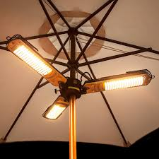 Outdoor Patio Electric Heaters by Parasol Heater