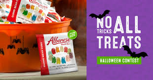 halloween giveaway news events albanese candy