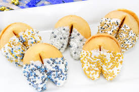 new year s fortune cookies chocolate dipped fortune cookies the country cook