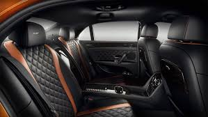 new bentley interior bentley u0027s new flying spur can reach 200mph fit my car journal