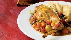 cuisiner du lapin facile lapin aux olives recettes iga braisé vin blanc recette facile