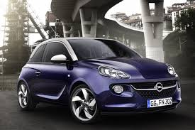 opel purple opel adam meet the buick adam autotribute