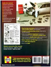 chevrolet equinox and pontiac torrent 2005 2012 haynes repair manual