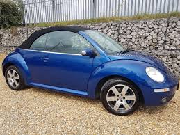 bug volkswagen 2007 used volkswagen beetle 2007 for sale motors co uk